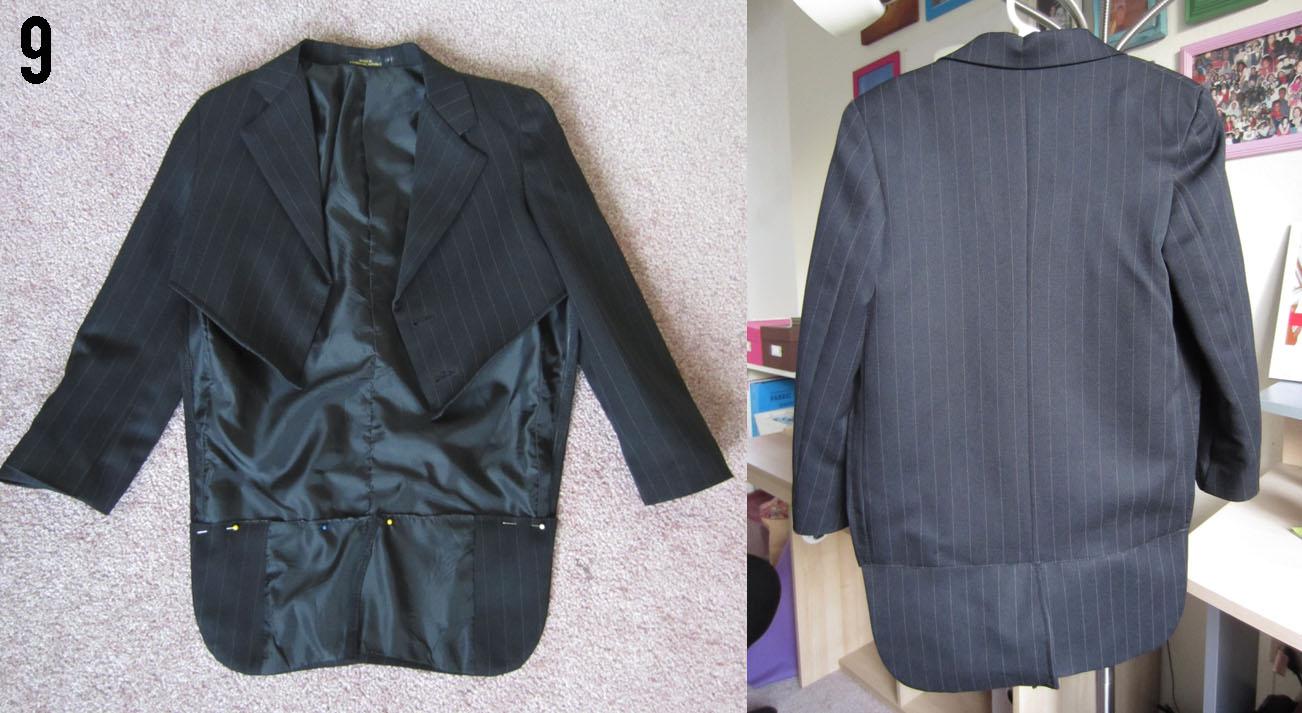 Suit jacket magicians tailcoat lets get thrifty step jeuxipadfo Images