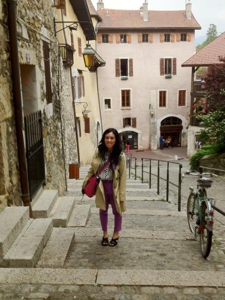 diy skinny jeans or pants in Annecy, France