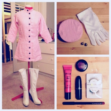 Dr Girlfriend costume and accessories