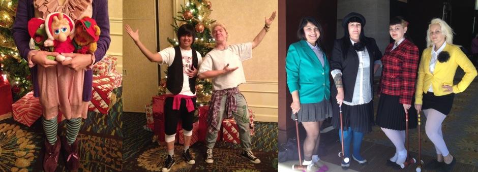 80s Pop Culture Costumes