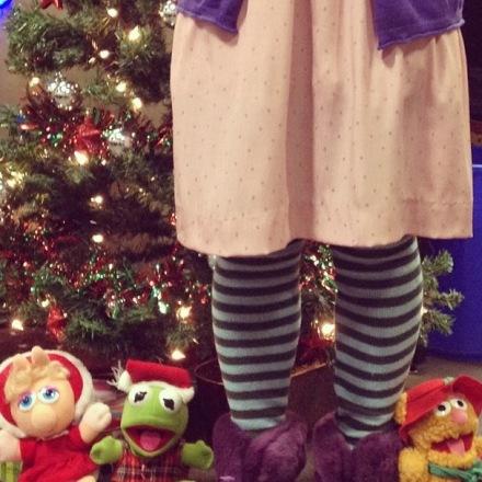 muppet babies nanny costume