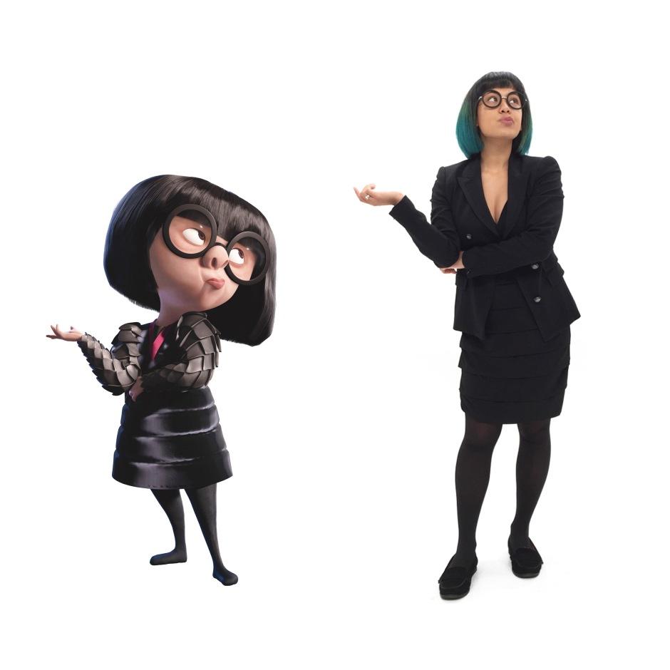 edna mode costume